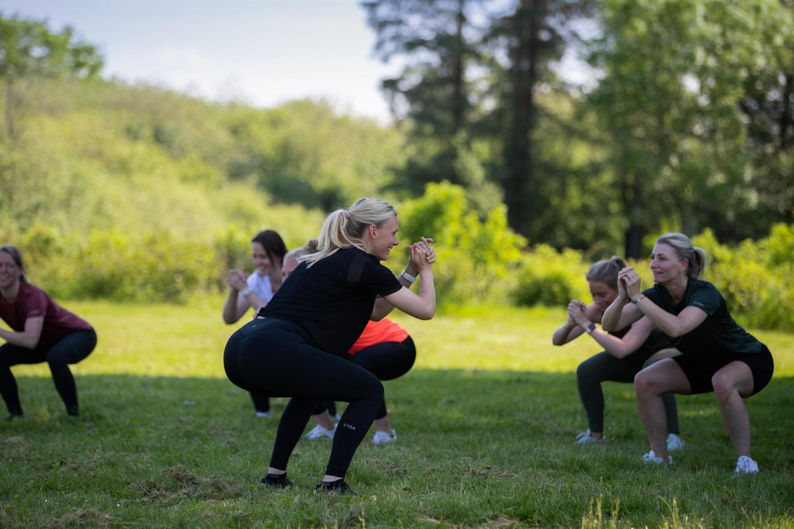 Træning for hele familien